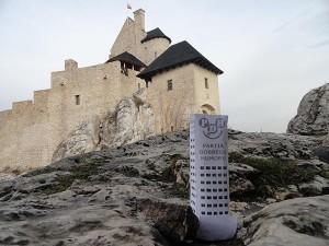 Bobolice Polska-zamek