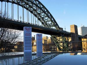Newcastle-Anglia-Tyne Bridge