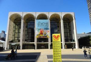 Nowy Jork - Metropolitain-opera