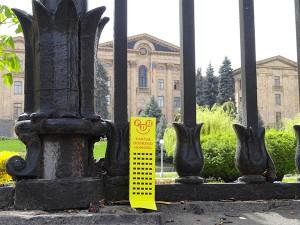 Yerevan Armenia parlament
