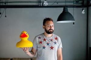 Marek Przystaś z Duckie Deck