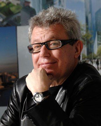 Daniel Libeskind fot. ciaocomo.it