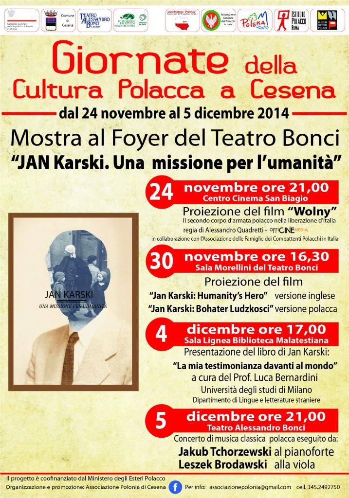 Giornate della cultura polacca a Cesena