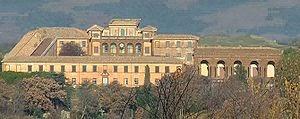 Villa Mondragone - Frascati fot. wikipedia