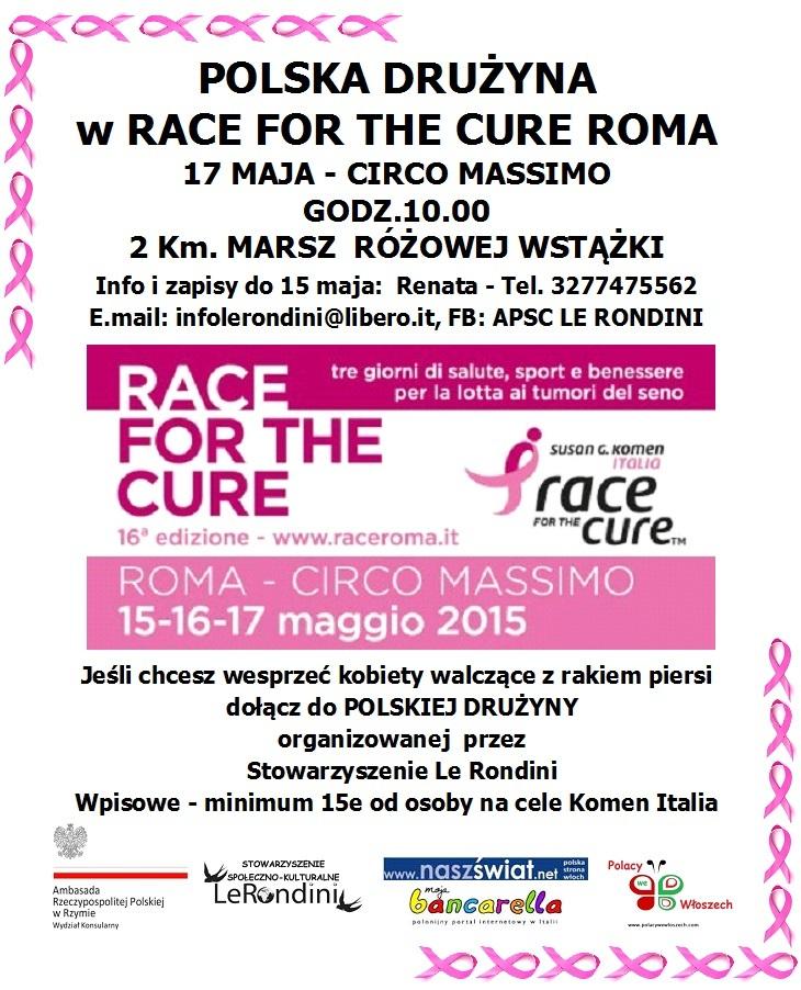 1. ULOTKA RACE 2015