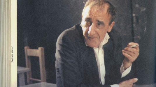 Tadeusz Kantor fot. gds.it