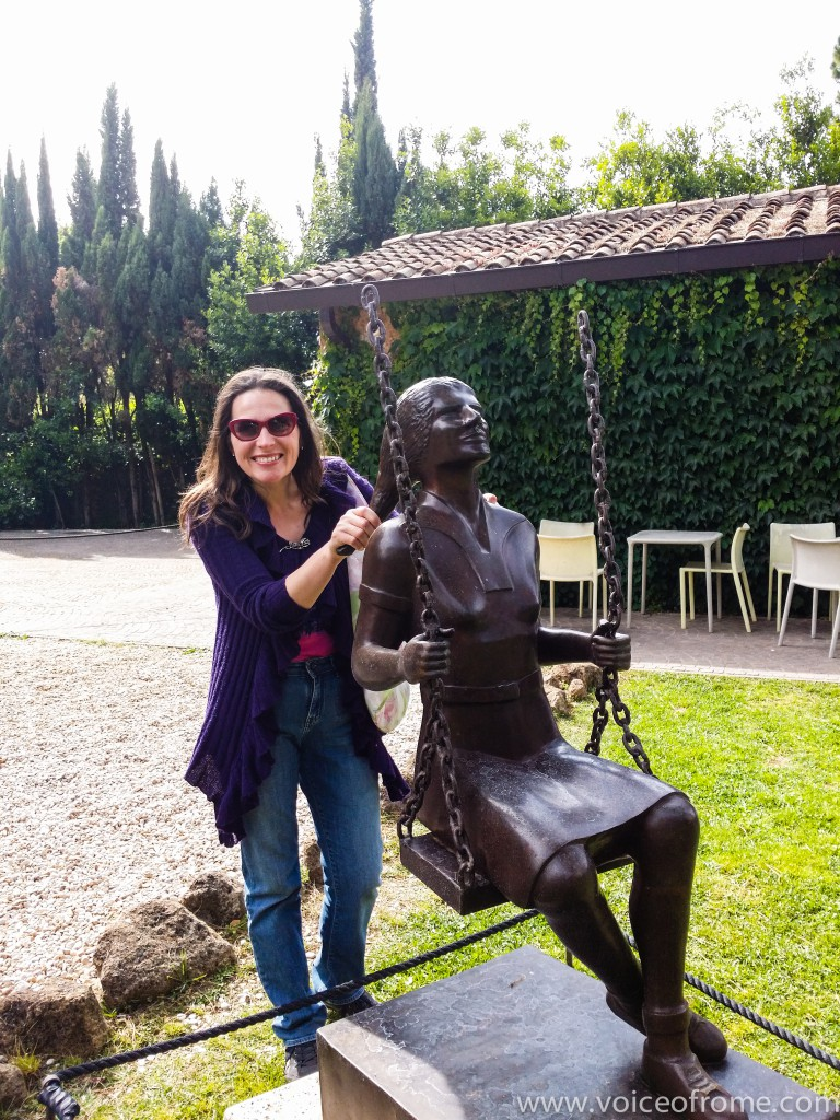 Villa Capo di Bove Via Appia Antica