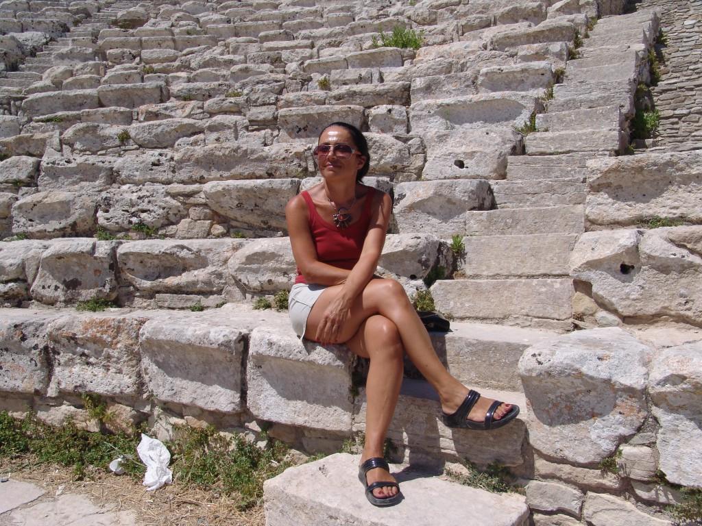 Amfitaetr w Segesta
