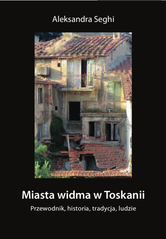 OKLADKA przod czerwiec miasta widma w Toskanii