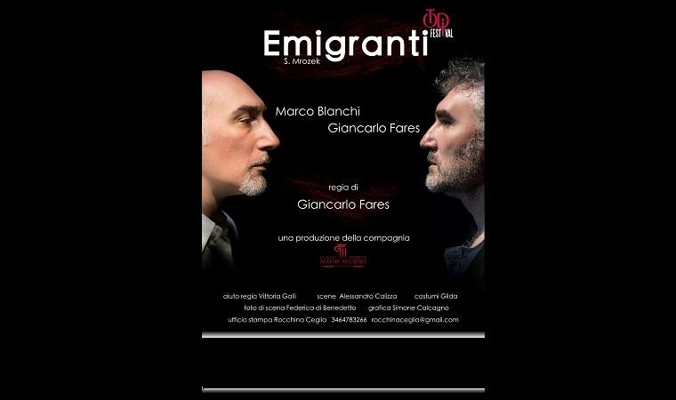 8.1 EMIGRANTI - Locandina760x450