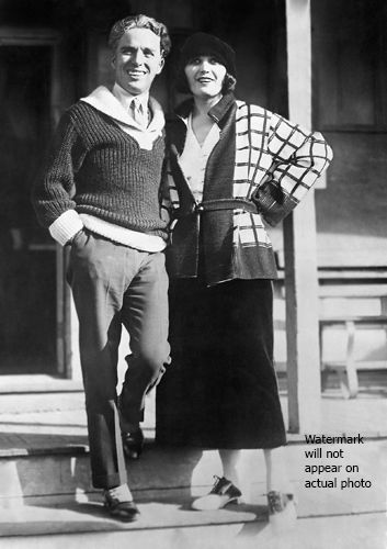 Pola Negri z Chaplinem
