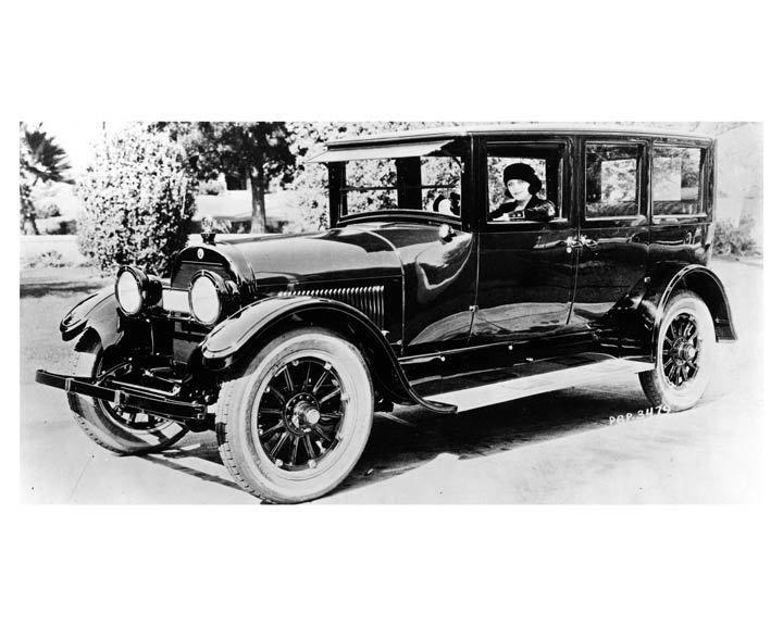 Pola Negri limuzyna