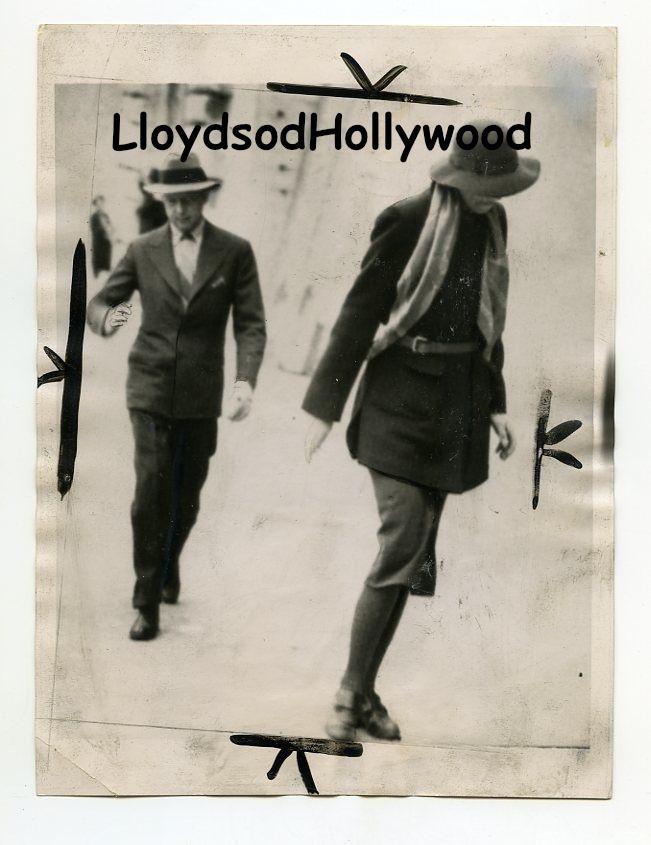 Stokowski i Garbo na Capri