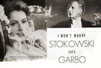 Garbo Stokowski