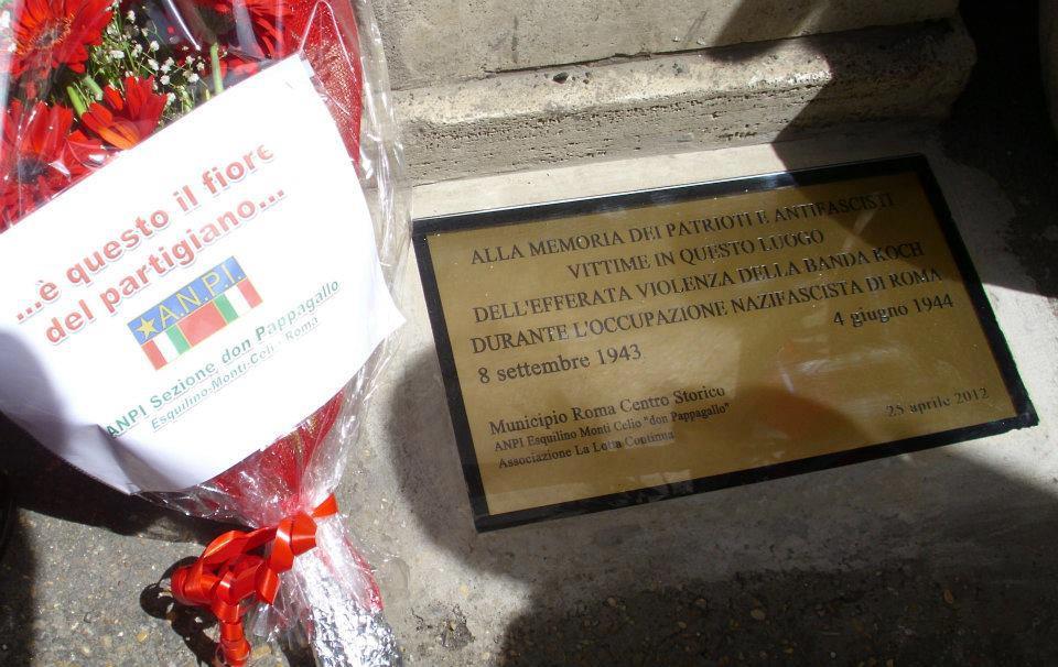 Ulica Principe Amadeo II w Rzymie