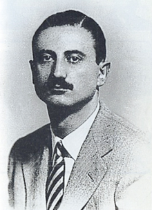 Pietro Koch portret