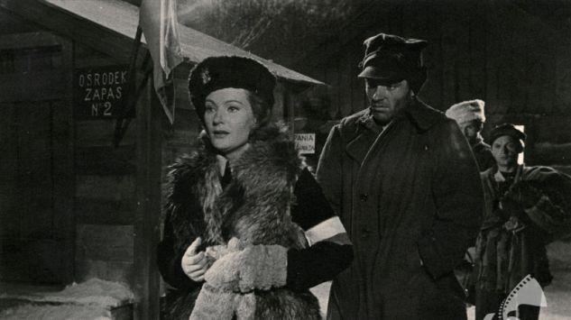 Fragment filmu Wielka Droga (1946 r.)