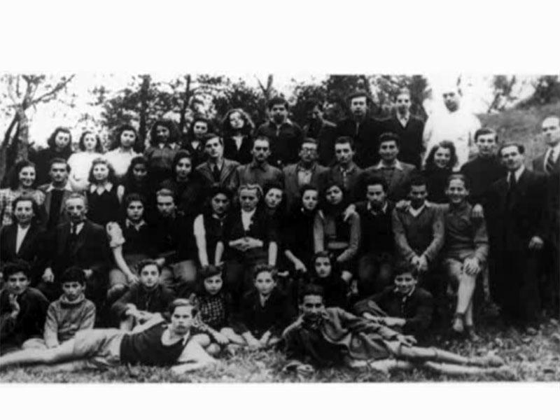 Dzieci z willi Emma, 1943 rok