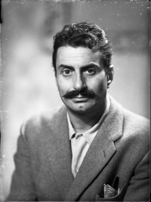 portret Guareschi