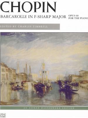 Chopin, Barkarole