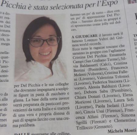 Zdjecie z Il Tirreno (03.10.2015)
