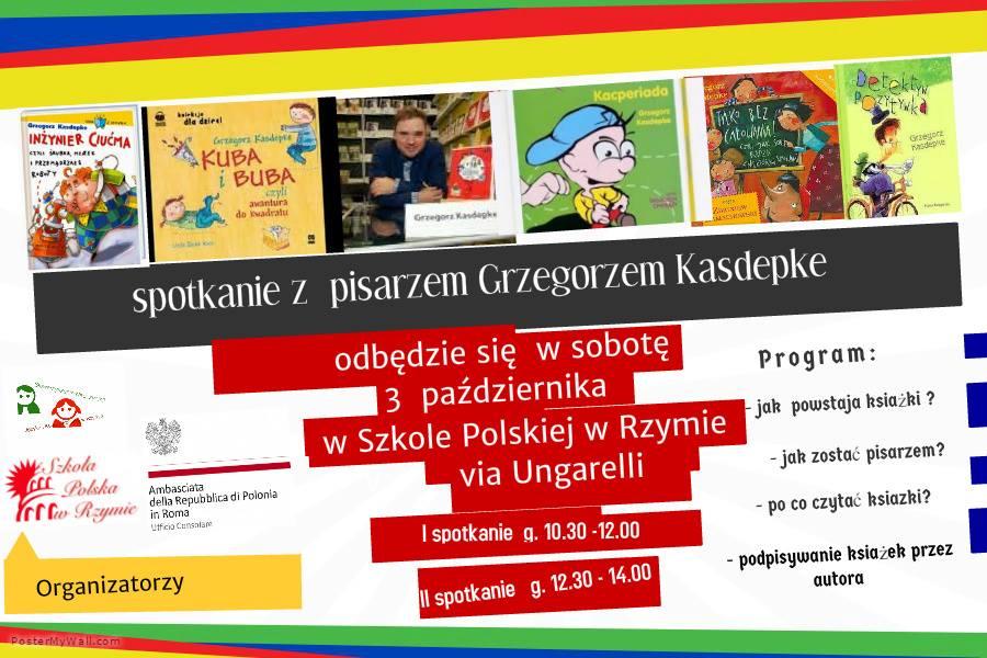 pisarz_w_rzymie_polacy_we_Wloszech